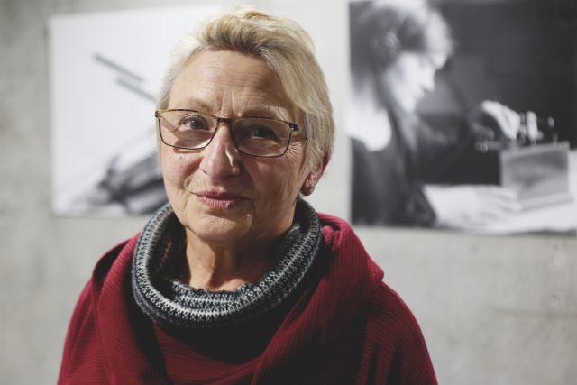 Dagmar Andrtová-Voňková | foto: Barbora Linková,  Český rozhlas