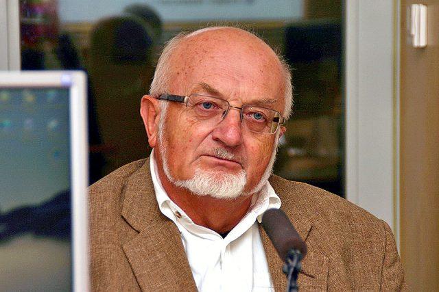 Vladimír Körner | foto: Alžběta Švarcová,  Český rozhlas