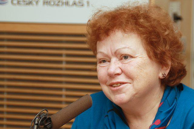 Jana Klusáková | foto: Alžběta Švarcová,  Český rozhlas