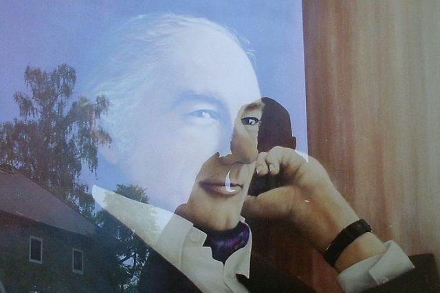 Thomas Bernhard | foto:  Mayer Bruno,  de.wikipedia
