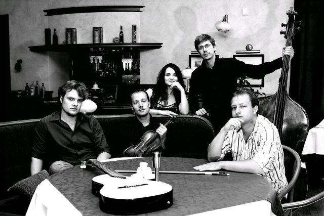 Escualo kvintet | foto:  Escualo kvintet