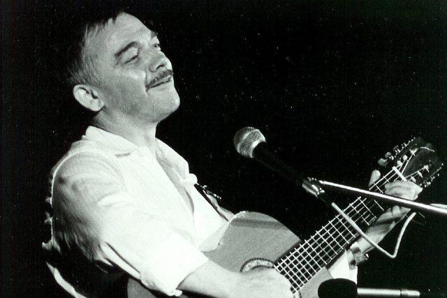 zpěvák Karel Kryl | foto: Jiří Sláma