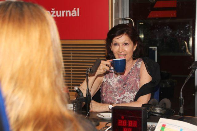 Eliška Krausová,  profesorka na univerzitě v Bogotě | foto: Prokop Havel,  Český rozhlas