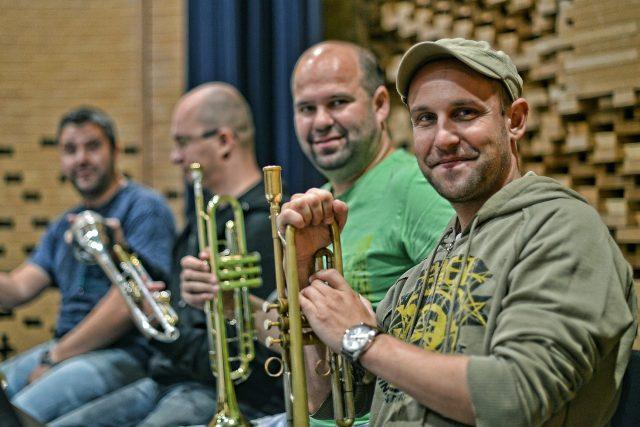 B-Side Band | foto: Tino Kratochvil