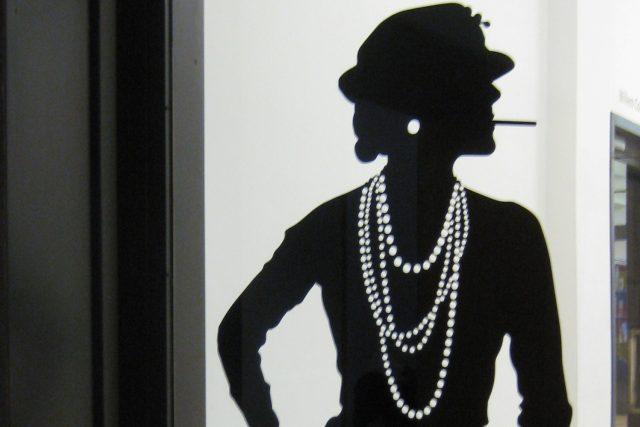 Silueta Coco Chanel