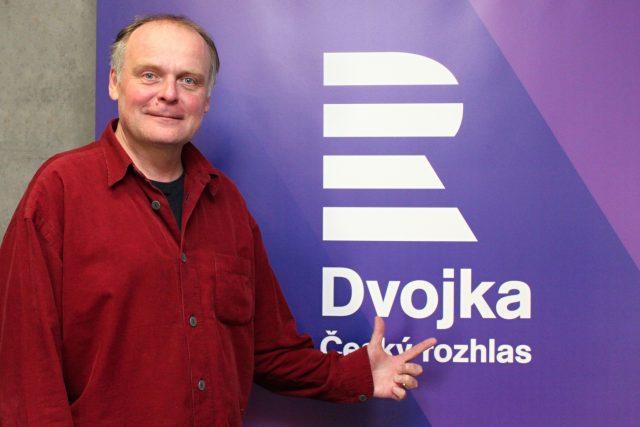 Igor Bareš   foto: Adam Kebrt,  Český rozhlas