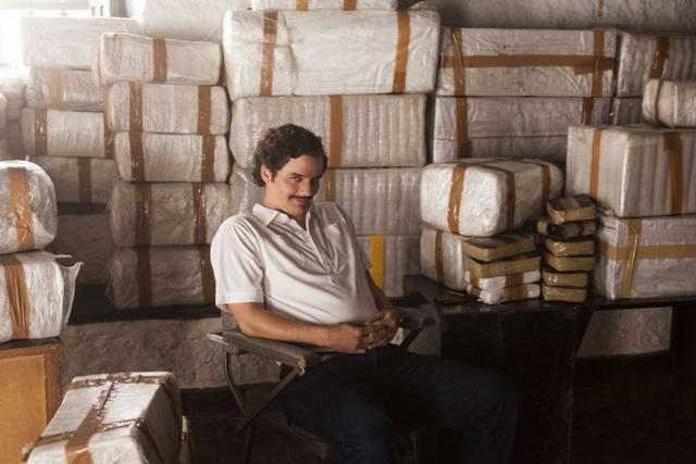 Ze seriálu Narcos   foto:  Netflix,  Daniel Daza