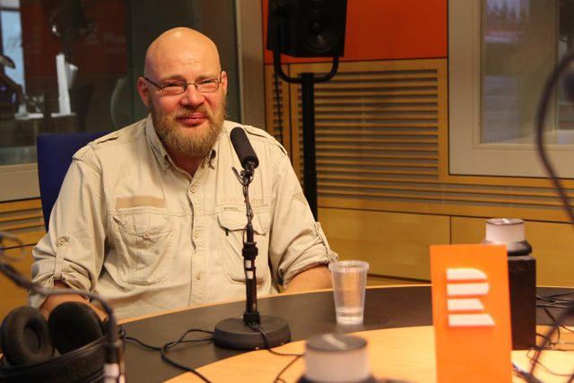 Novinář Ondřej Soukup
