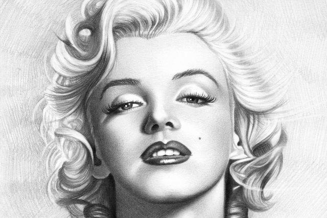 Marilyn Monroe   foto: CC0 Public domain