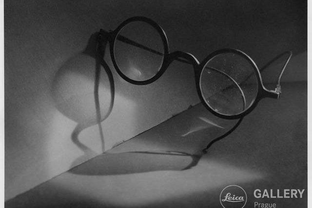 Jaromír Funke, Samota a brýle, ca 1924