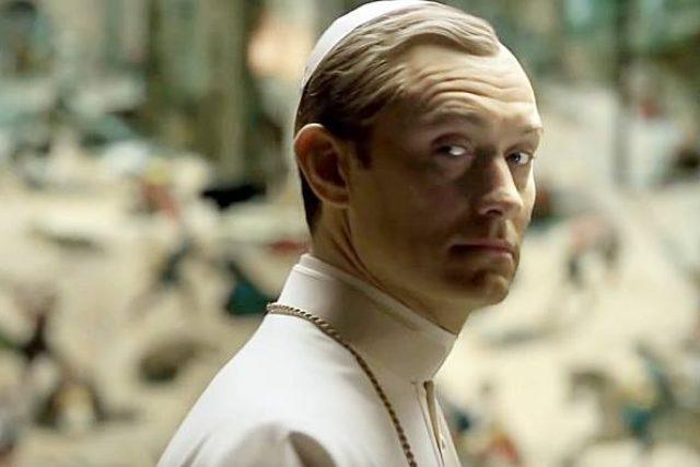 Ze seriálu Mladý papež