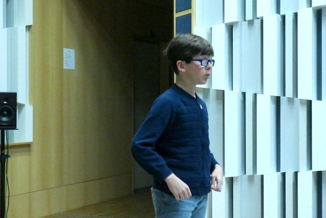 Malého Alana ztvárňuje Mikuláš Převrátil | foto: Hana Novenková