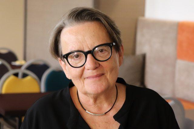 Agnieszka Holland | foto: Tomáš Pilát,  Český rozhlas,  Český rozhlas