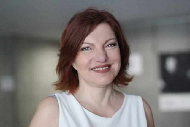 Alena Mornštajnová | foto: Elena Horálková,  Český rozhlas