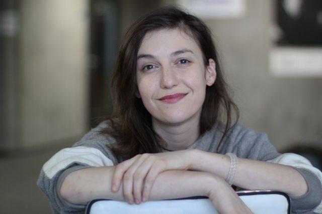 Tereza Dočkalová | foto: Elena Horálková,  Český rozhlas