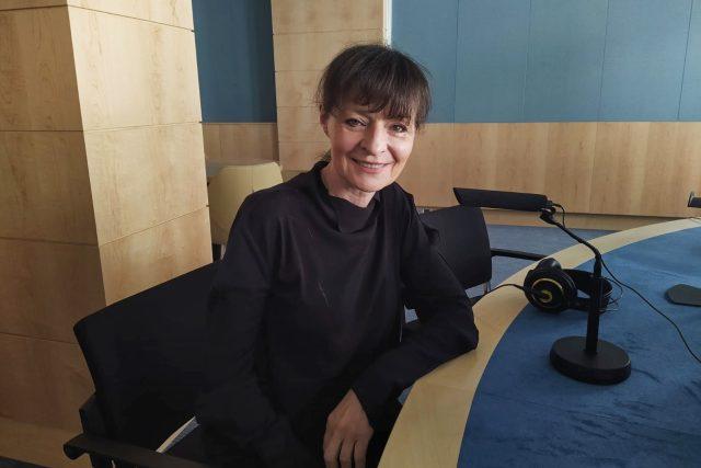 Módní návrhářka Liběna Rochová | foto: Jarka Vykoupilová,  Český rozhlas