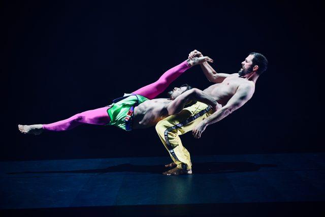 Z představení Losers Cirque Company