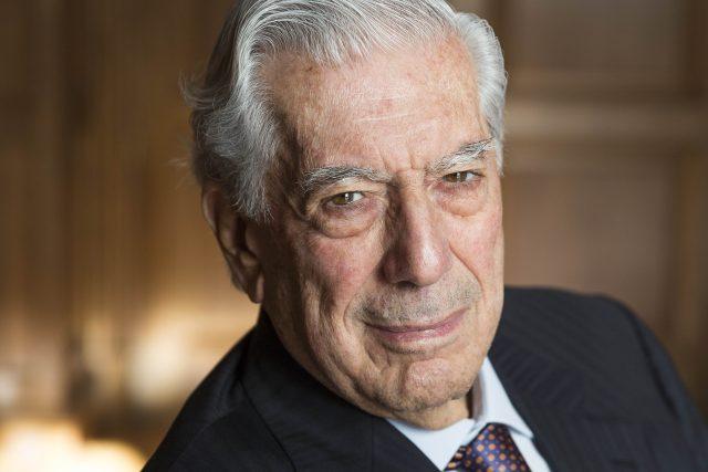 Mario Vargas Llosa | foto: Lisbeth Salas,  Svět knihy
