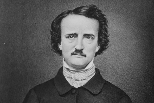 Edgar Allan Poe | foto: Mathew Brady,  National Archives at College Park,  Wikimedia Commons,  CC0 1.0