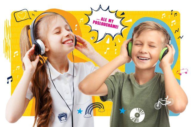 Rádio Junior je tu pro vás   foto: Vladimír Staněk