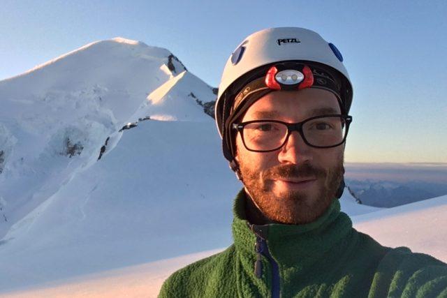 Jaromír Zaoral zdolal 27 evropských vrcholů za 88 dnů