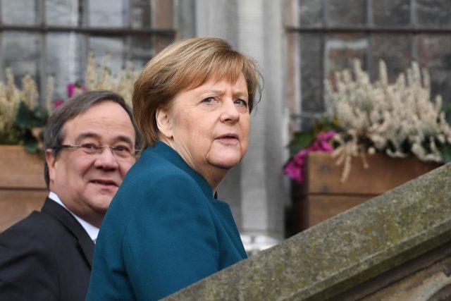 Armin Laschet je horkým kandidátem na nového kancléře po Angele Merkelové   foto: Fotobanka Profimedia