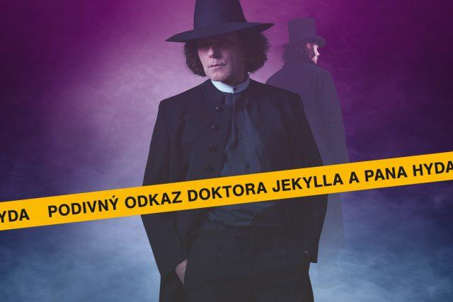 Podivný odkaz doktora Jekylla a pana Hyda | foto: Český rozhlas Dvojka,  Český rozhlas Dvojka