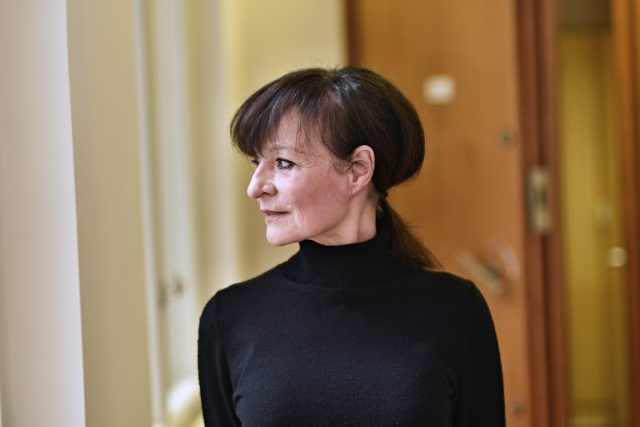 Liběna Rochová | foto: Tomáš Vodňanský,  Český rozhlas