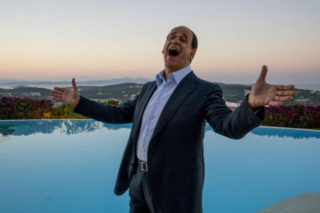 Z filmu Oni a Silvio