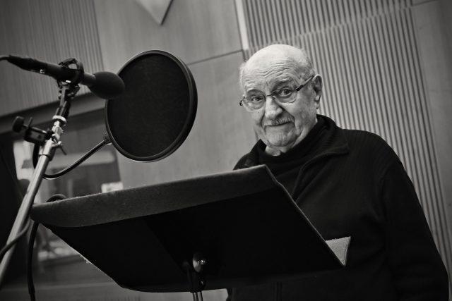 Účinkuje Josef Somr   foto: Tomáš Vodňanský,  Český rozhlas Vltava