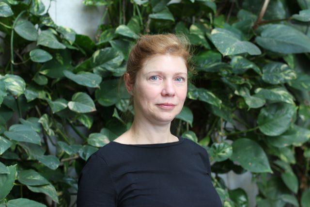 Erika Hníková | foto: Kateřina Cibulka,  Český rozhlas