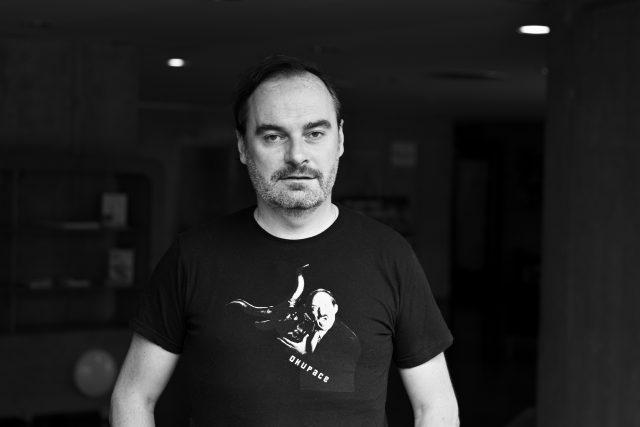 Michal Nohejl,  režisér | foto: Michael Erhart,  Český rozhlas