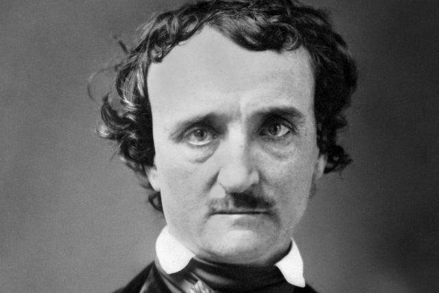 Edgar Allan Poe  (1849) | foto: Profimedia