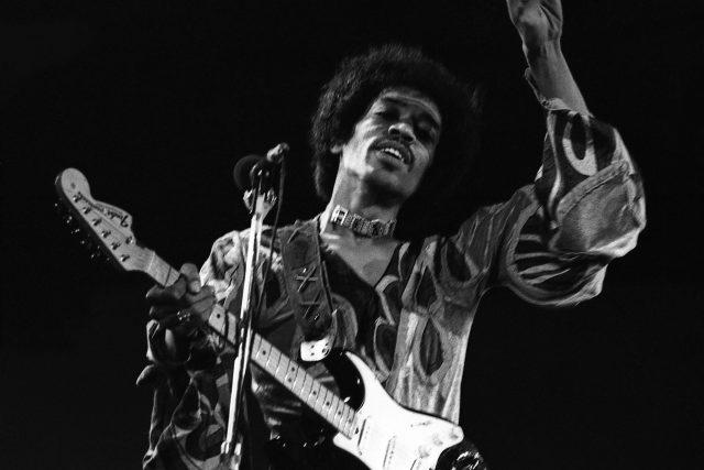 Jimi Hendrix | foto: Profimedia