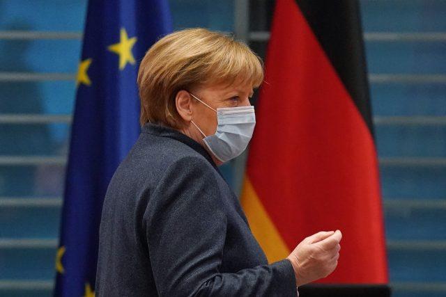 Angela Merkelová   foto: Profimedia